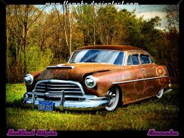 Hudson Commodore RatRod by Flameks