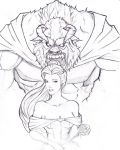 Beauty and the BEAST by TruZe