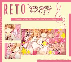 Reto pareja favorita shojo [dream's Paradise] by MeltSoul