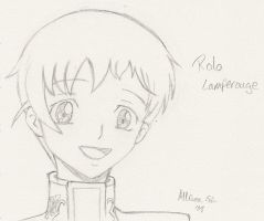 Rolo Lamperouge by InuKid