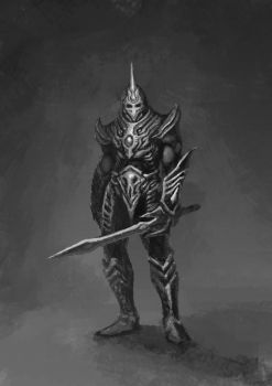 Forgotten Knight Concept by bmd247