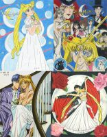My Artistic Journey with Sailor Moon by Yamigirl21