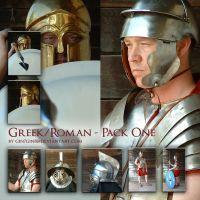 Roman Greek - Pack One by Georgina-Gibson