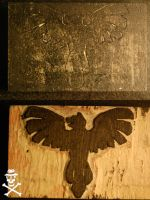 RW woodblock by CZProductions