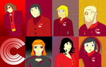 CA - Crimson Syndicate Wall by SilverKazeNinja