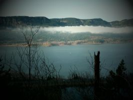 Columbia River Gorge by MaliciousMarine