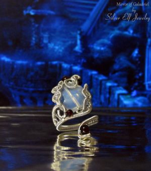 Mirror of Galadriel ring by Lyriel-MoonShadow
