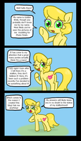 Time for an Experiment. by FicFicPonyFic