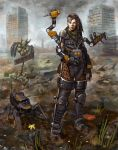 Postapocalyptic Character by Beaver-Skin