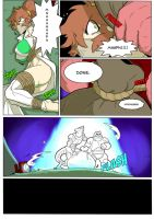 CAUGHT YOU!!!  Page 04 by GreenLeona