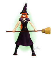 Witch by Kalietha