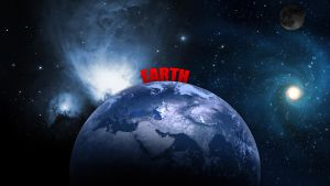 Earth...our..Home... by TarzoEzio