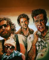 The Hangover touch up by Marczsewski