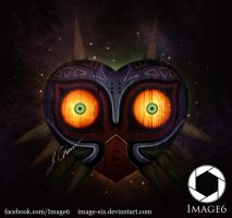 Majora's Mask by: J. Chavarria by Image-Six