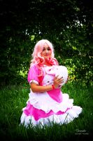 Blissey by PrisCosplay