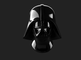 Vader Helmet by AggeIw