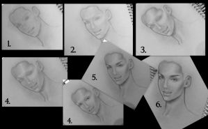 Easy tutorial: shading (face) by xw483