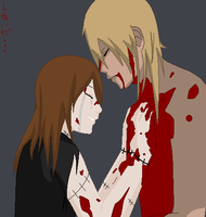 No Don't leave me Yuudai by MysteriousKitsune