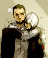 Altair and Malik by HondaTohfu