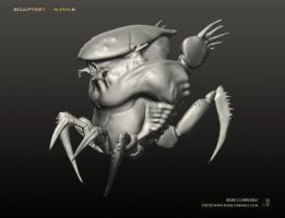 Buggy Sculpt by MIKECORRIERO