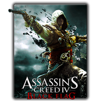 Assassins Creed 4 icon by pavelber