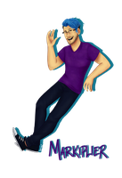 Markipoo-transparent version by InZaNe15