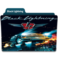 Black Lightning by Movie-Folder-Maker