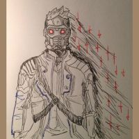 Starlord by Zepnoc