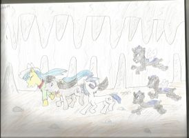 Running of the Changelings by OperativeNumbuh227