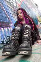 Boots by sykesphotography