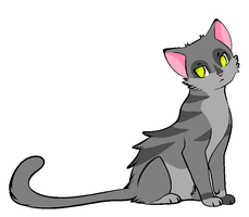 Free cat Adoptable 9 (CLOSED) by DetritusDroid