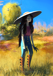 Marceline by Glad-Sad