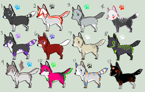Canine Design Batch by Zynder