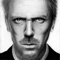 Unfinished Hugh Laurie by HarryMichael