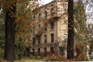 Dilapidated by ElegantAndrogyne