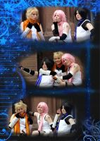 Time together - Anbu Team 7 by Wings-chan