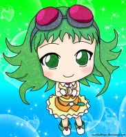 Gumi Megapoid by Animeshooter