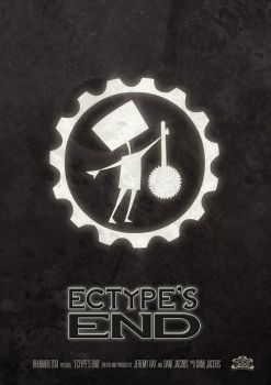 Ectype's End Poster by RhubarbZoo
