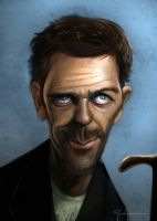 Hugh Laurie :: House by Ek-cg