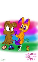 Zoophobia Kids Jack and Zill by Dulcechica19