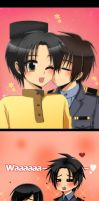 Malaysia OCs - Too much BL? by Poltergeist-El
