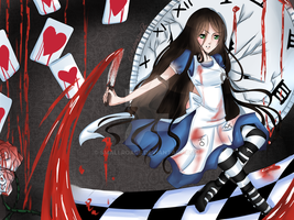Alice: Madness Return by SimphoniqueBunny
