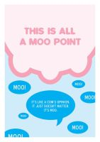 "FRIENDS Tribute ""moo point"" by KenickiE"