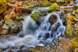 Hdr Waterfall by ackbad