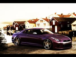 dAVT III-Nissan GT-R Power by Renato9