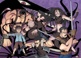 Homunculi by TheSteveYurko
