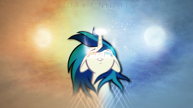 Day and Night by VisualizationBrony