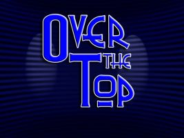 Over the Top Title Slide by graph-man