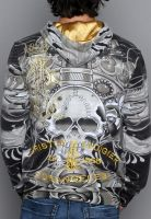 Christian Audigier -  Collage by stormgx