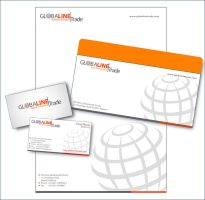 globaline stationary by Naasim